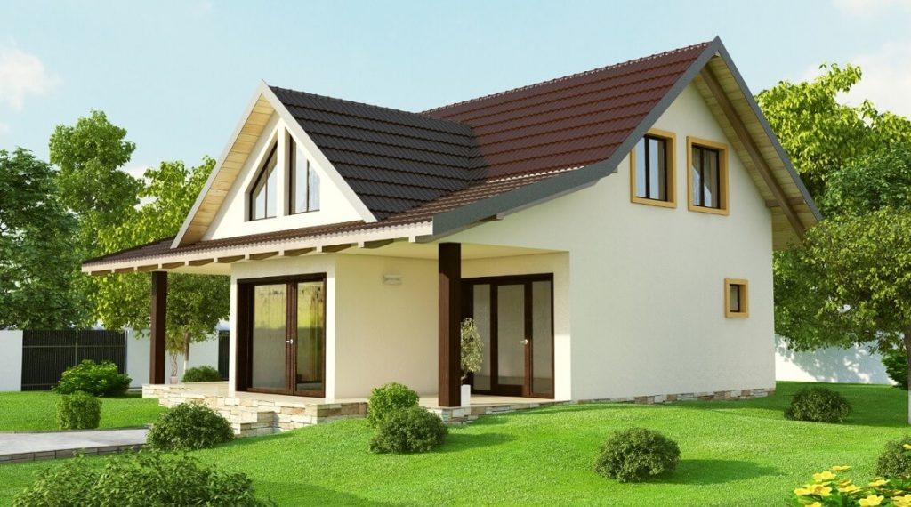 Locuinta din lemn, proiecte casa