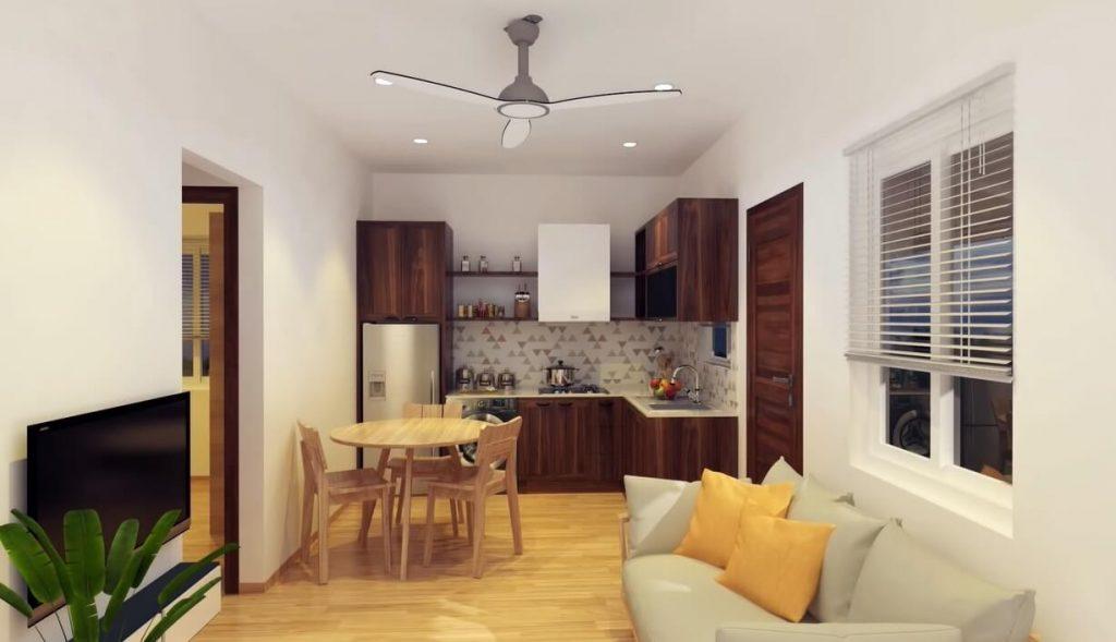 Living case mici