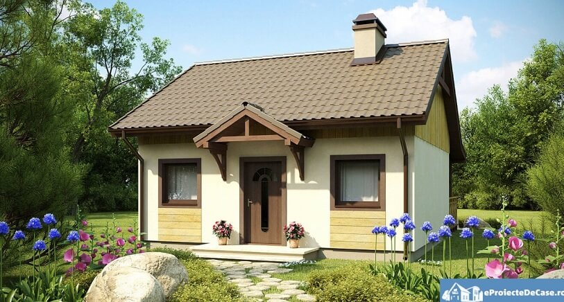 Case mici, ieftine si frumoase