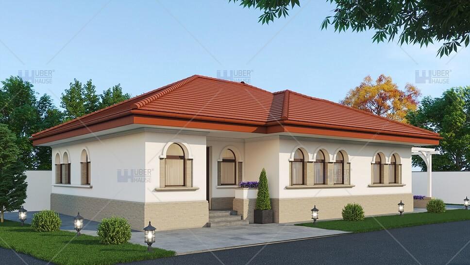 Proiecte de case traditionale romanesti