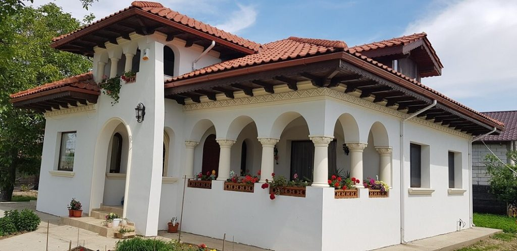 Casa Ileana proiect arhitectura traditional romaneasca
