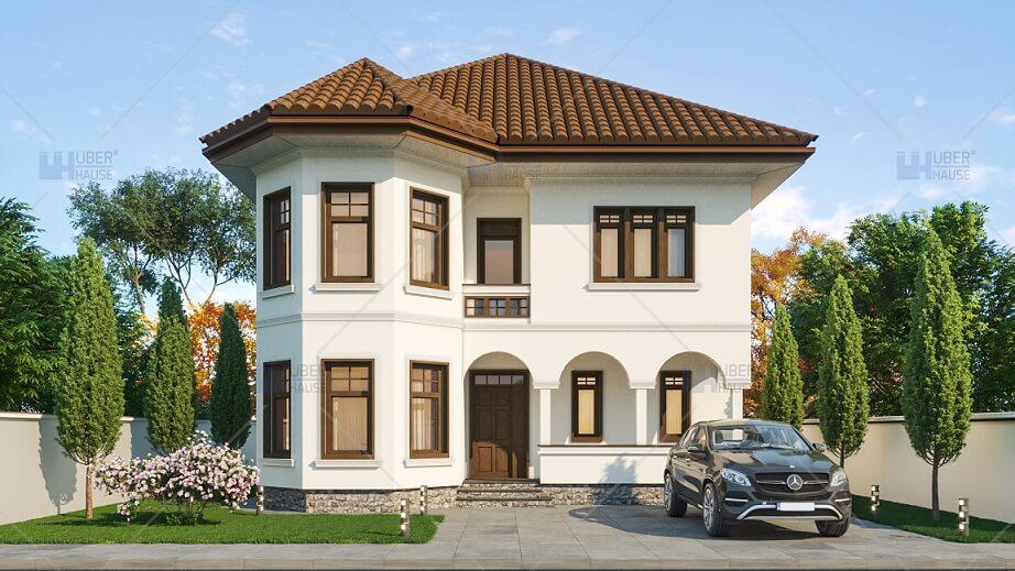 Proiect case traditionale romanesti